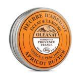 Soin visage à l'huile d'abricot biologique Oléanat, pour éclat et lumière